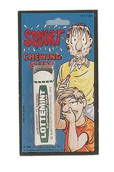 Forum Novelties Squirt Chewing Gum Gag Prank