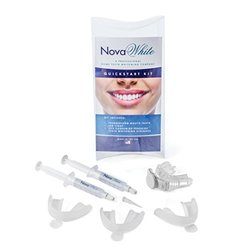 Best Teeth Whitening Kit : Mouth Trays, Four Tubes Of 22% Carbamide Peroxide Gel (made In The Usa) Highest Quality Whitening Gel At The Lowest Possible Price