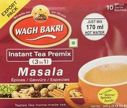 Great Bazaar Wagh Bakri Instant Masala Chai Tea - 260 Gram
