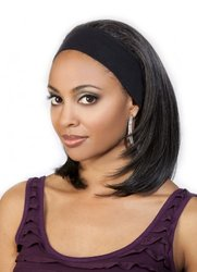 BOBBI BOSS SYNTHETIC FULL WIG W/ HEADBAND - M905S BADU-SHORT (4)