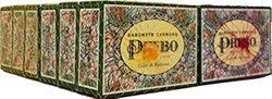 Linha Mediterraneo Phebo - Sabonetes Em Barra Cremosos Cedro Do Marrocos (12 X 100 Gr) - (phebo Mediterranian Collection - Creamy Bar Soap Moroccan Cedar (12 X 3.5 Net Oz))