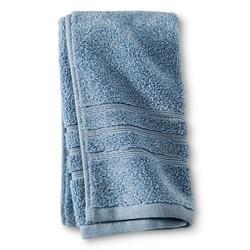 Fieldcrest Luxury Solid Bath Towel - Chicory Blue