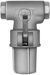 """PT Coupling Petroleum Handling Series Aluminum T-Strainer - 2"""""""