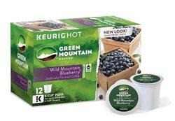 Green Mountain Coffee Wild Mountain Blueberry - 72 Count