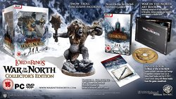 Lord of the Rings War in the North Collector_s Edition - PC Game