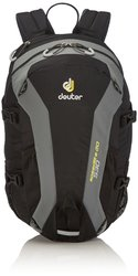 Deuter Speed Lightweight Trekking Backpack - Black/Titan - 20L