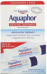 Aquaphor Healing Skin Ointment, Advanced Therapy, 2/Pack, 0.35 oz ea (Pack of 12)