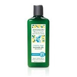 Andalou Naturals Energizing Shower Gel Clementine - 11 Ounce
