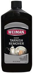 Weiman Instant Tarnish Remover for Silver & Copper 16-Ounce Bottles 6PK