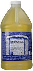 Dr. Bronner's Peppermint Castile Soap - 64 oz.