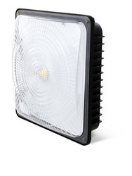 Hyperikon DLC-Qualified & UL-Listed 70W LED Canopy Light