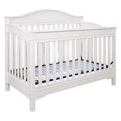 EB Langley 3-in-1 Convertible Crib - White