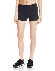 Mizuno Low Rider Volleyball Short Black