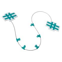 Hashtag Photoline - Turquoise 4x6