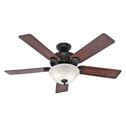 """Hunter 53250 Pro's Best Five Minute 52"""" Ceiling Fan - New Bronze (735934)"""