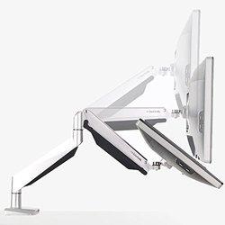 Loctek LCD Arm Desk Monitor Mount Fits 10''-27'' Monitor (D7A)