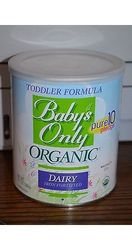 Baby's Only Organic Toddler Dairy Formula DHA & ARA 12.7Oz Pack of 6