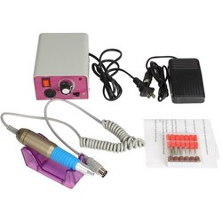 Gooday Professional Electric Nail Drill Manicure Pedicure Kit