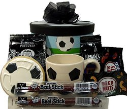"""Delight Expressions """"Kick It"""" Gift Box - Soccer Gift Box"""