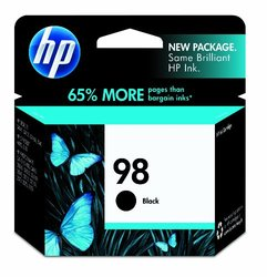 HP 98 Black Original Ink Cartridge - (c9364wn)