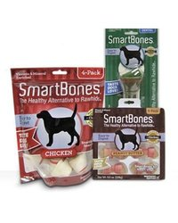 Petmatrix SmartBones Chicken Mini Value Pack - Packof 16