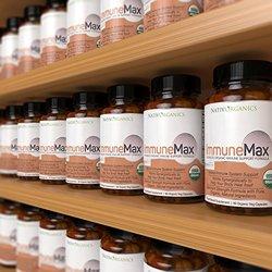 Immune Support Supplement - USDA Organic - 2 Months Supply - ImmuneMax