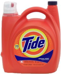 Tide Original Liquid Laundry Detergent - 170 oz.