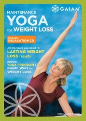 Suzanne Deason: Maintenance Yoga for Weight Loss - DVD Disc