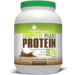 PlantFusion Complete Plant Protein - Chocolate - 2 lbs