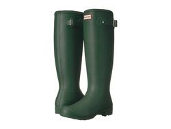 Hunter Women's Original Tour Tall Rainboots - Hunter Green - Size: 7