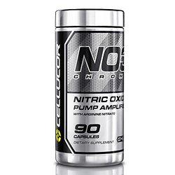 Cellucor NO3 Chrome - Nitric Oxide Pump Amplifier - 90 Capsules