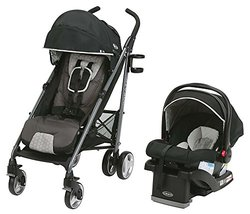 Graco  Breaze  Click Connect  Travel System davis