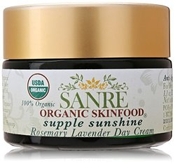 Supple Sunshine - Organic/no spf Day Cream-dry/normal) 1.1oz
