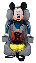 KidsEmbrace Combination Booster Car Seat - Disney Mickey Mouse