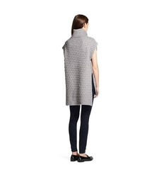 Cliche Women's Long Sleeve Cascade Cardigan