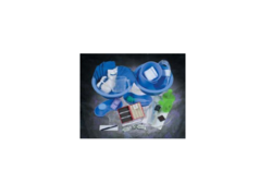 Medline Sure Set Double Basin Surgical Trays Pack of 4