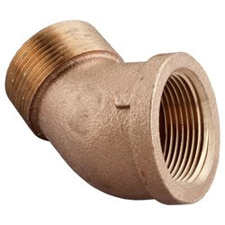 Merit Brass Brass Pipe Fitting Class 125 Pack of 25