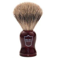Parker Safety Razor Handmade Shaving Brush with Rosewood Handle