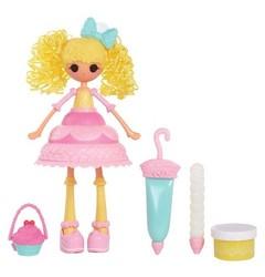 Lalaloopsy Girls Cake Fashion Doll - Candle Slice O' Cake