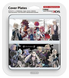Nintendo 3DS Cover Plates No.061 Fire Emblem Fates