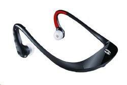 Motorola Bluetooth Stereo Headphones - Red/Black