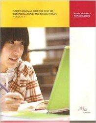 Amanda Wolkowitz Study Manual for the Test of Essential Academic Skills