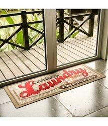 Ustide Floor Rug for Laundry Room Mat Floor Waterproof Kitchen Mats2x4