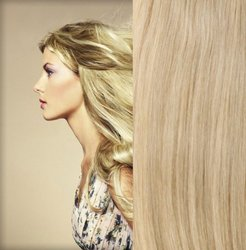 GoGoDiva Clip in Hair Extensions 100% Human Remy Hair