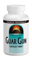 Naruekrit Source Naturals Guar Gum Powder Dietary Fiber 2 Pcks