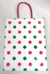 Spritz Gift Bag 54 Qty - Multicolored - Polka Dots