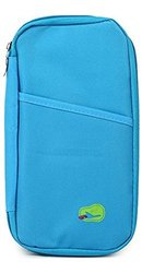 Gpct Passport And Travel Document Holder - Blue