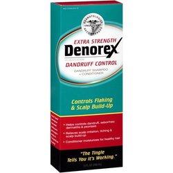 Denorex Extra Strength Dandruff Shampoo + Conditioner - 10 oz.
