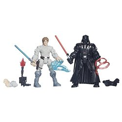 Star Wars Hero Mashers Luke Skywalker vs. Darth Vader 1241483