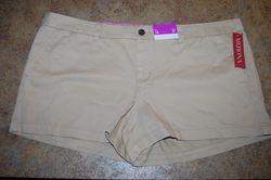 "Women's Chino Shorts - Merona - Size: 3"""